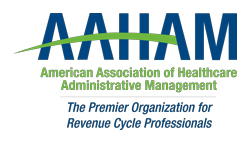 A.A.H.A.M. – American Association of Healthcare Administrative Management